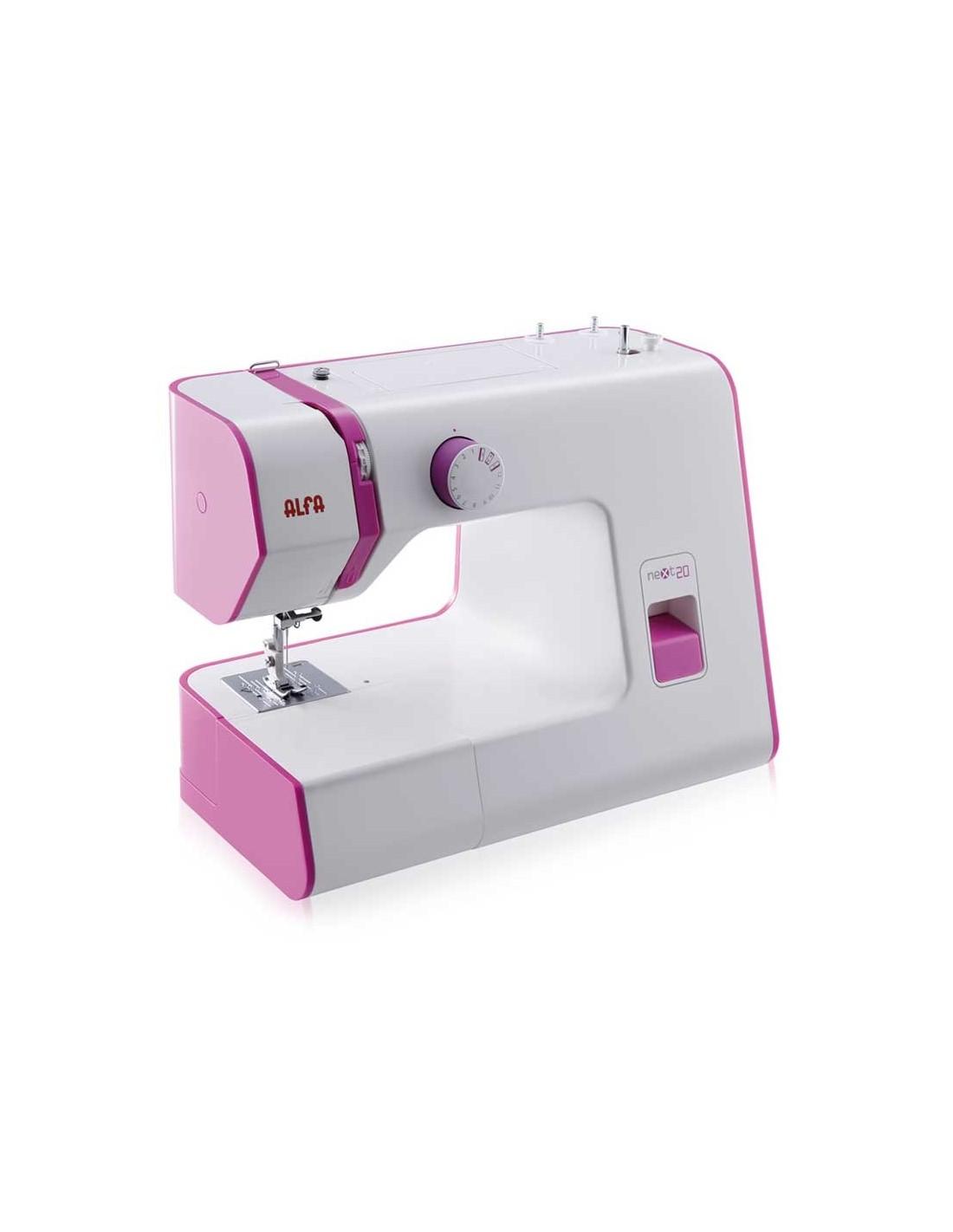 Maquina de coser Alfa Next 20
