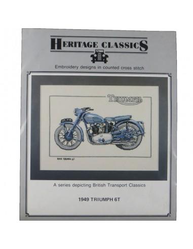 "Heritage Classics ""1949 Triumph 6T"""
