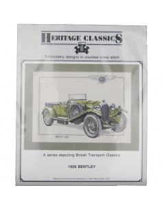 "Heritage Classics ""1926 Bentley"""