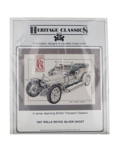 """Heritage Classics """"1907 Rolls Royce Silver Ghost"""""""