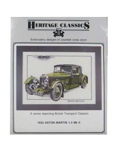 "Heritage Classics ""1935 Aston Martin 1.5 Mk II"""