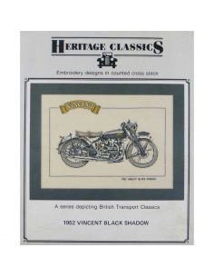 "Heritage Classics ""1952 Vincent Black Shadow"""
