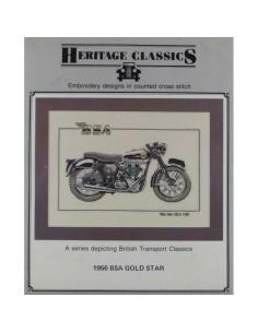 "Heritage Classics ""1956 BSA Gold Star"""