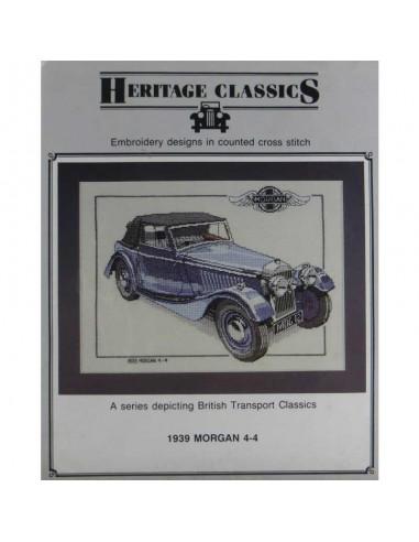 """Heritage Classics """"1939 Morgan 4-4"""""""