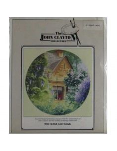 "The John Clayton Collection ""Wisteria Cottage"""