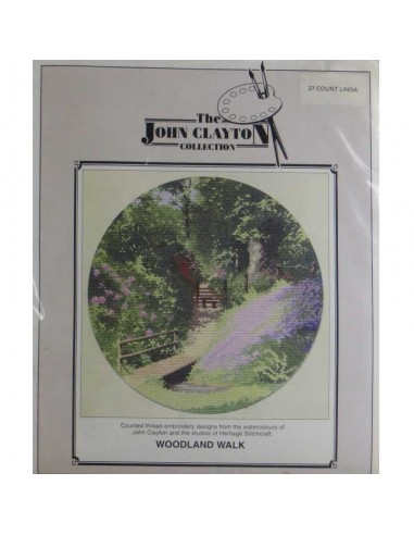 "The John Clayton Collection ""Woodland Walk"""