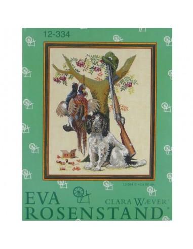 """Eva Rosenstand, Dia de Caza """"12-334"""""""