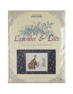 "Lavender y Lace ""Little Wings"""