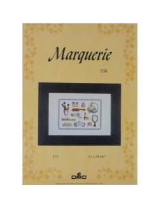 "Marquerie ""Ella"""