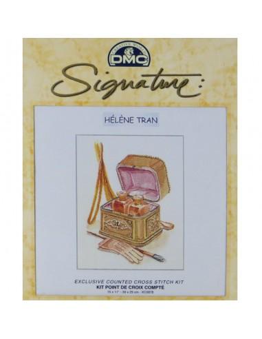 "Signature ""Helene Tran"""