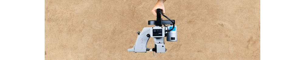 Máquinas de coser sacos
